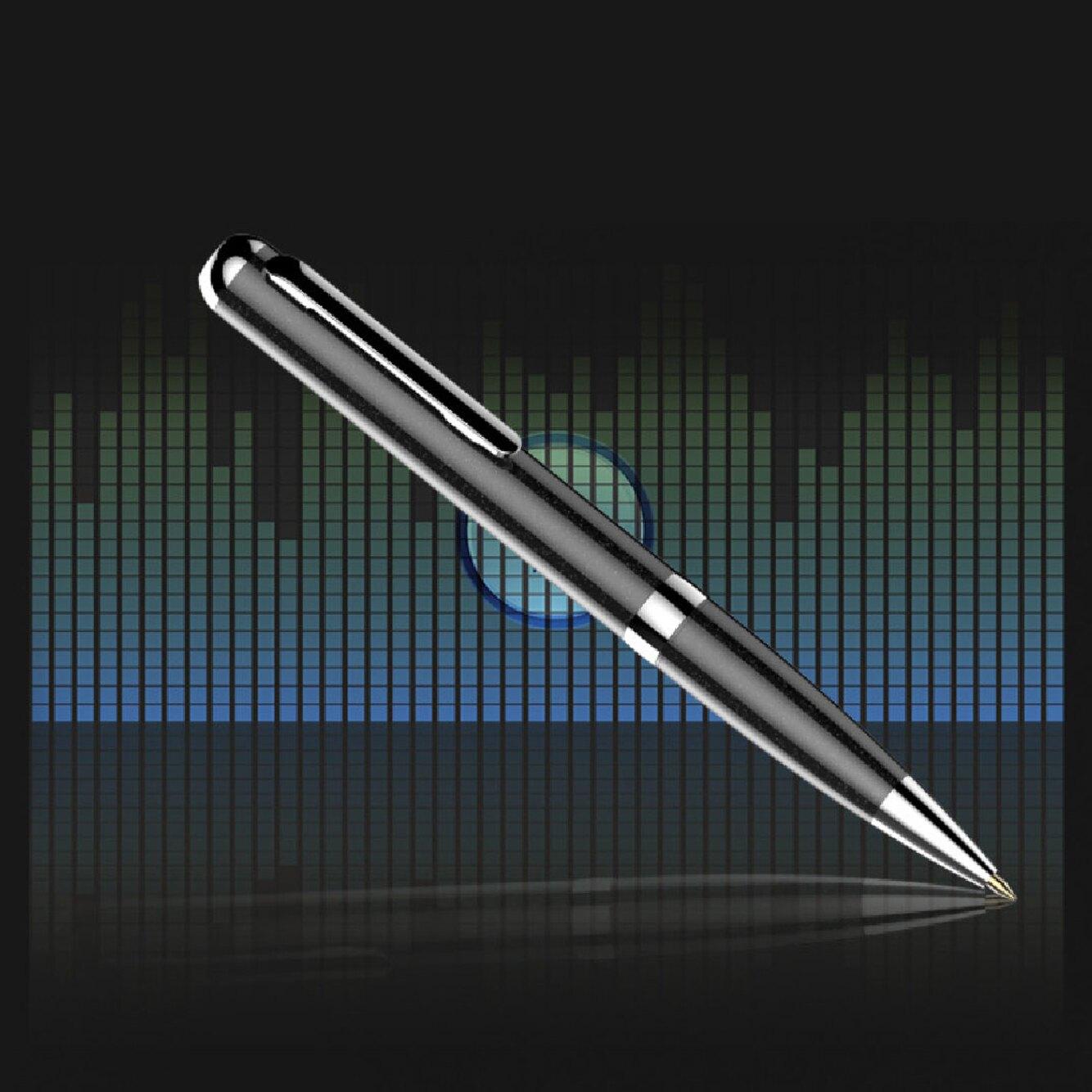 【現貨】鋼筆形錄音筆Q96 內建32G 高清降噪錄音 (上課、會議 便攜錄音)
