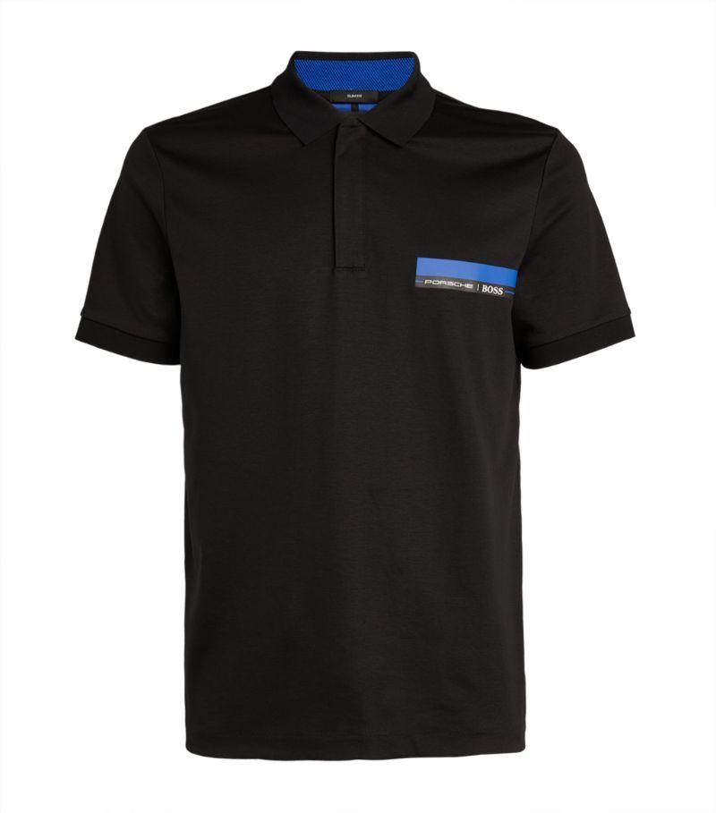 Boss + Porsche Polo Shirt