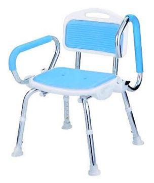 美生藥局|豪華型洗澡椅 (具上掀式扶手)