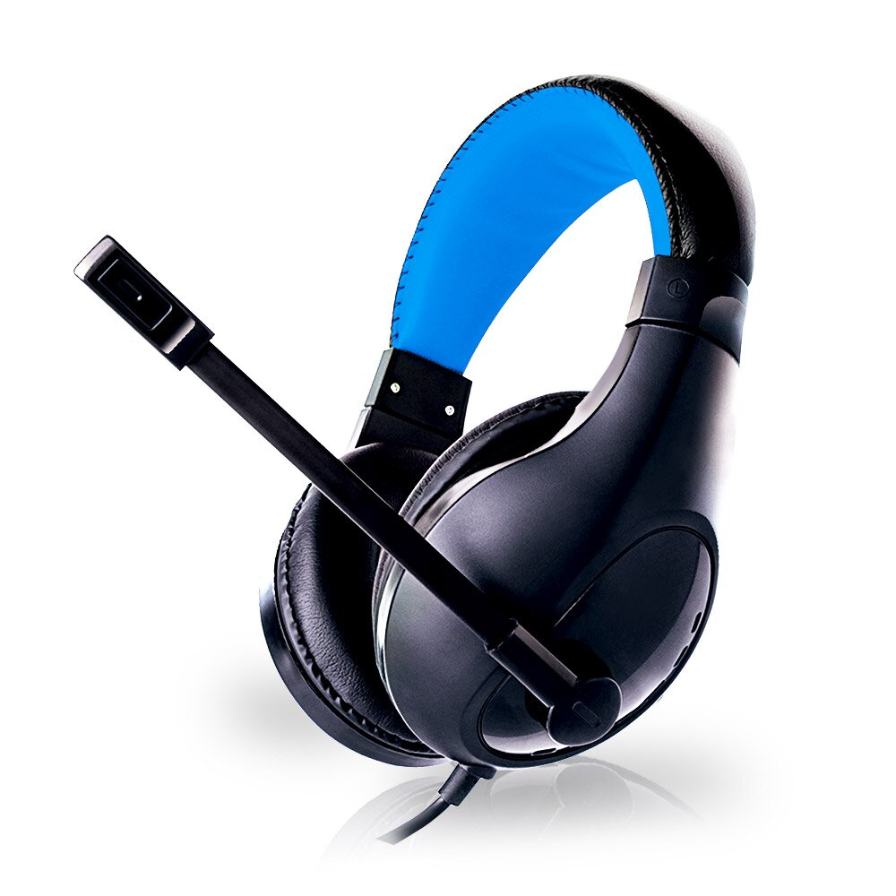 Hawk 頭戴電競耳機麥克風 G1500 (03-HGE1500BB)