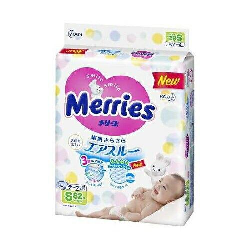 妙而舒 日本境內版金緻柔點紙尿布(S-82片/包) [大買家]
