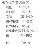 中祥 蔬菜餅乾(160g/包) [大買家]