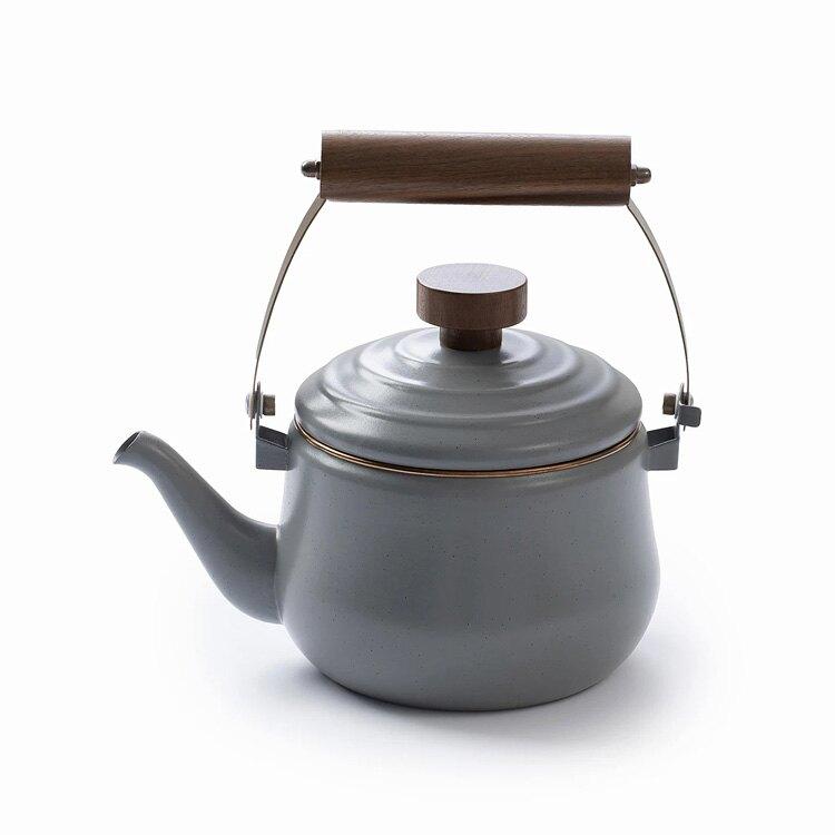 [ BAREBONES ] 琺瑯茶壺 Enamel Teapot / CKW-379