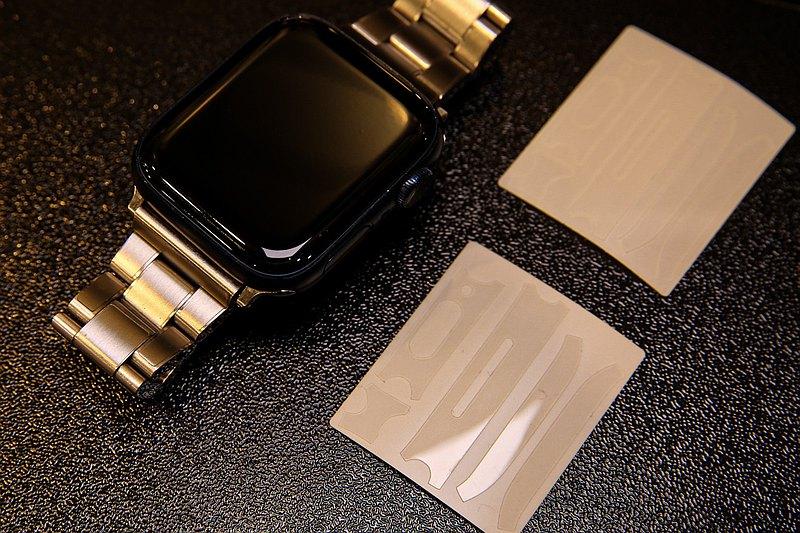 Apple Watch7片式TPU機身保護膜