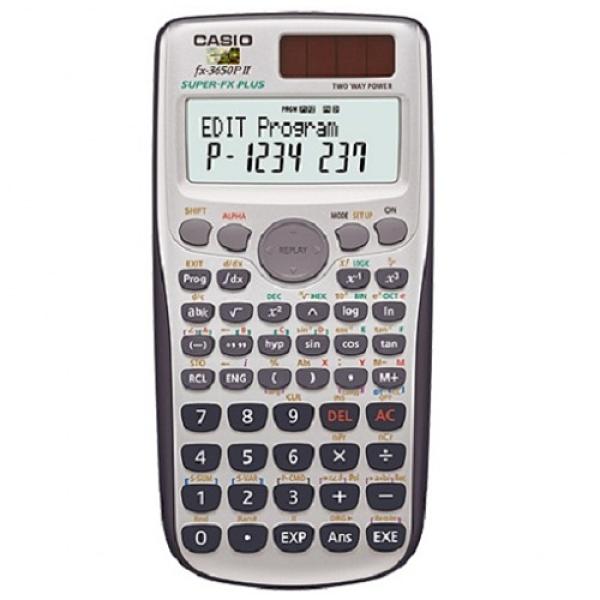 【奇奇文具】CASIO FX-3650P II 程式編輯型工程計算機