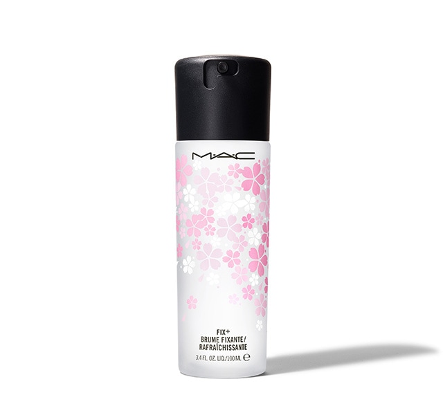 MAC 春夜櫻彩妝系列 - 妝前FIX+活力水噴霧