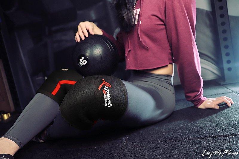 重訓健身舉重護膝 動力防護型
