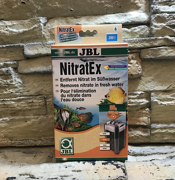 【西高地水族坊】德國進口JBL 除硝媒體,去硝酸石(NitratEX) 250ml