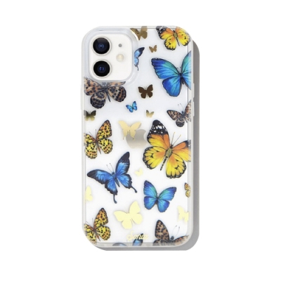 美國 Sonix iPhone 12 / 12 Pro 蝴蝶效應抗菌軍規防摔手機保護殼