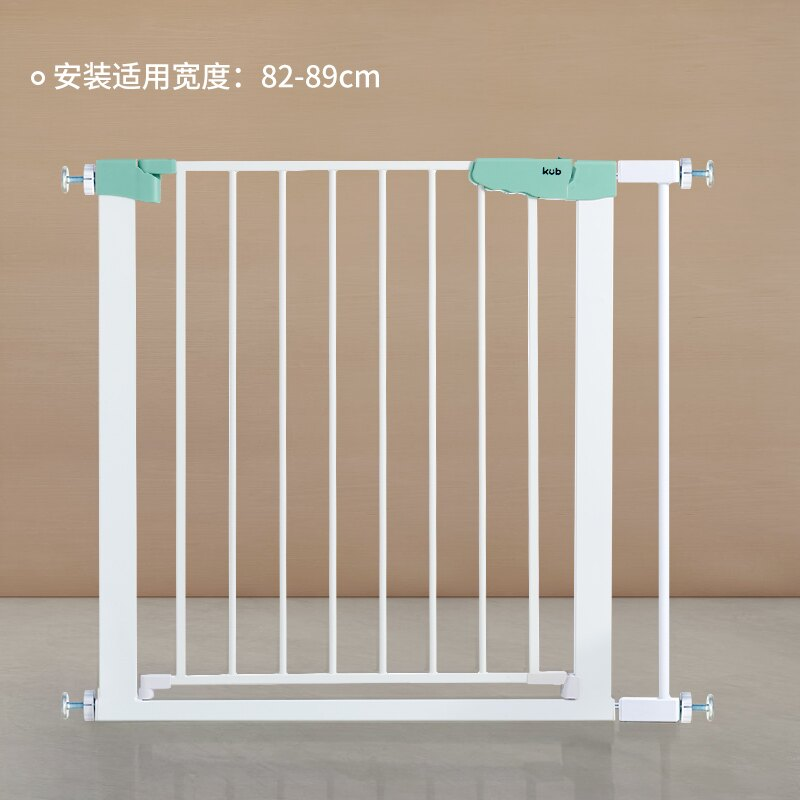 樓梯扶手 可優比樓梯口護欄兒童安全門欄防護欄欄桿寶寶圍欄寵物隔離免打孔『XY14122』