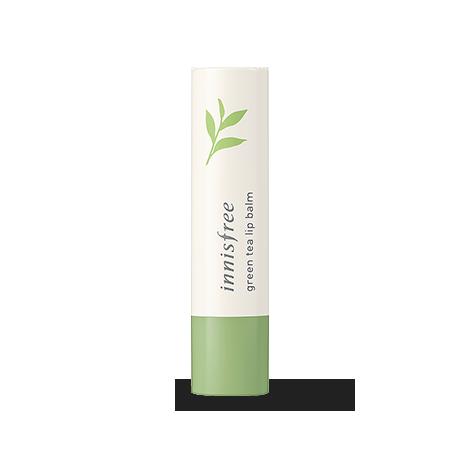綠茶保濕護脣膏