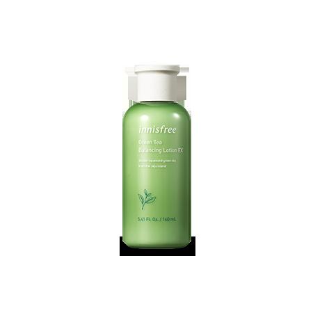 綠茶水平衡調理乳