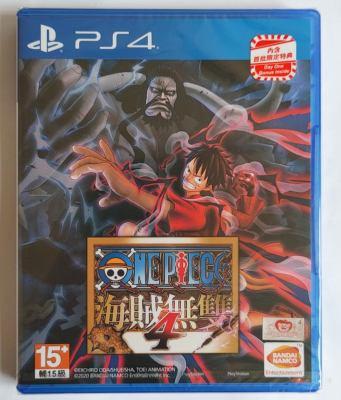 美琪PS4正版遊戲 海賊無雙4 航海王無雙4