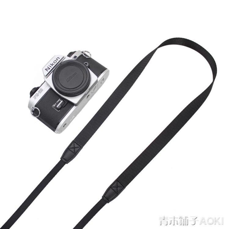 攝途SLIM微單相機肩帶拍立得減壓相機背帶純色單眼相機帶手機掛繩
