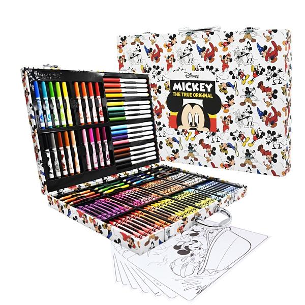 美國Crayola繪兒樂 經典米奇大藝術家套裝 麗翔親子館
