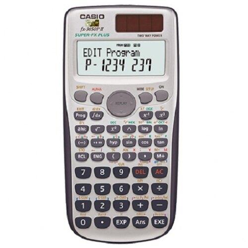 【史代新文具】卡西歐CASIO FX-3650P II 程式編輯型工程計算機