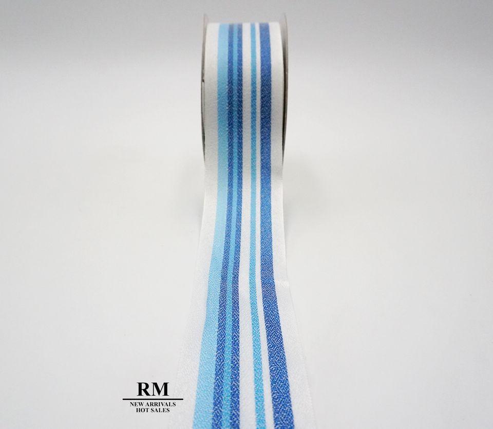 K1341雙色條紋織帶38MM