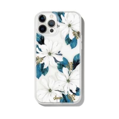 美國 Sonix iPhone 12 Pro Max 金迷花欉抗菌軍規防摔手機保護殼