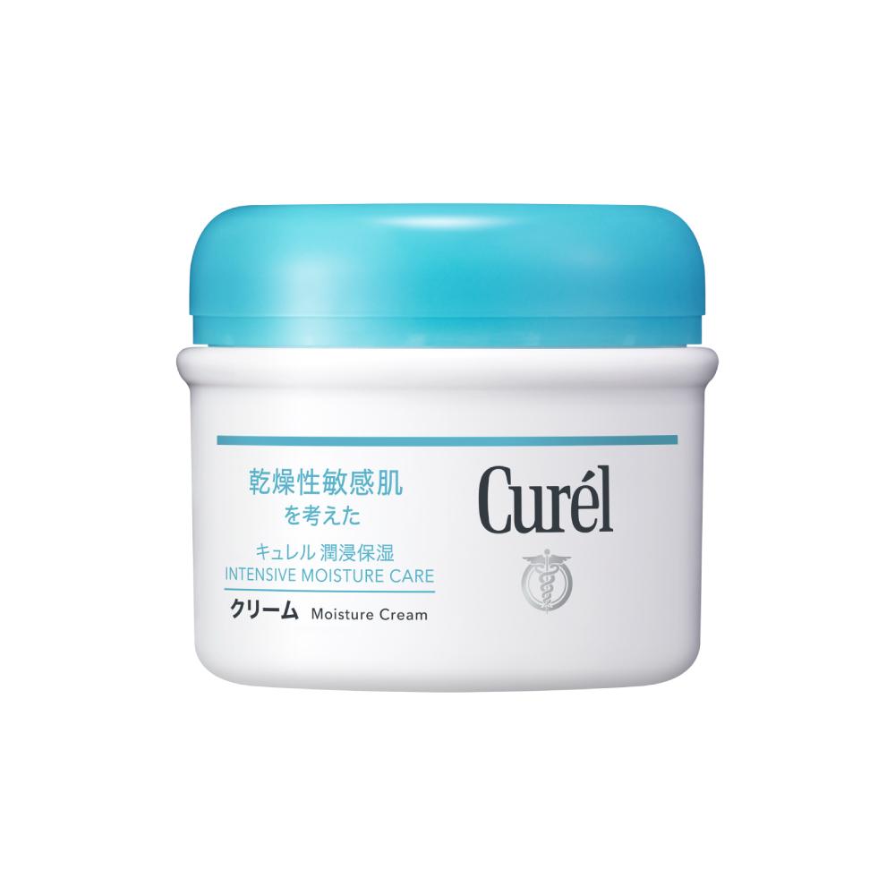 Curel珂潤潤浸保濕身體乳霜90g 【康是美】