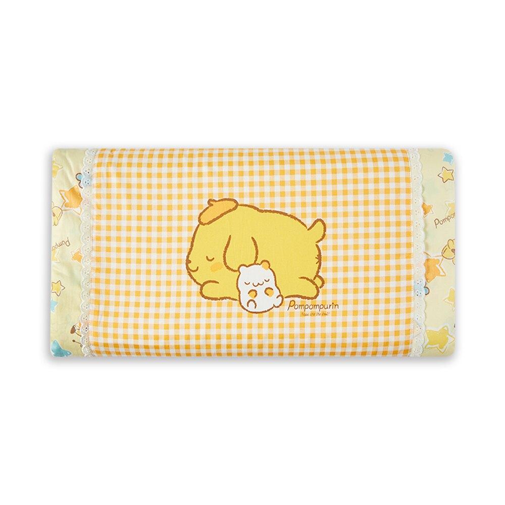 三麗鷗 Pompompurin 布丁派對系列 - 幼兒枕