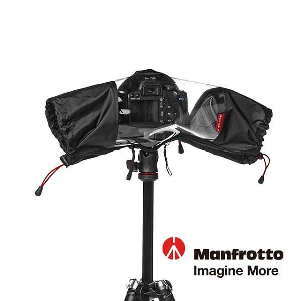 【南紡購物中心】Manfrotto 旗艦級 相機雨衣 MBPL-E-690