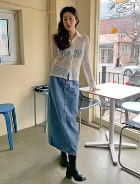 韓國空運 - Dahlia lace blouse 襯衫