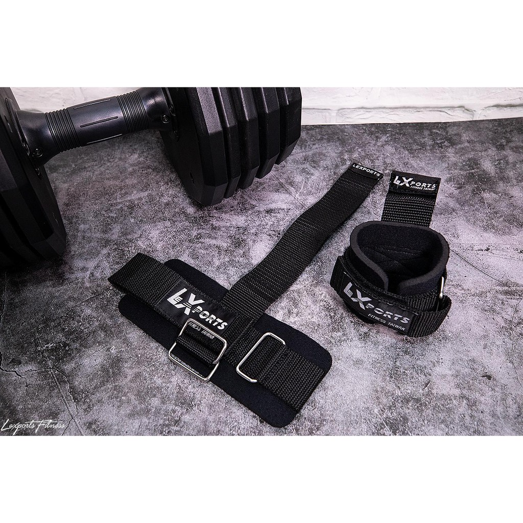 LEXPORTS 勵動風潮 / 第三代健身倍力帶 / 健身拉力帶 / 重訓助握帶 / 健身助力帶