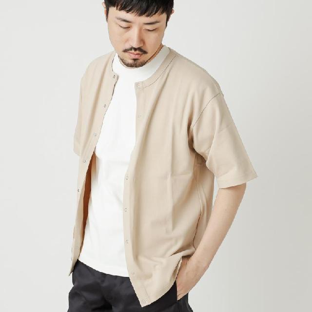 CIAOPANIC - 排釦開襟T恤