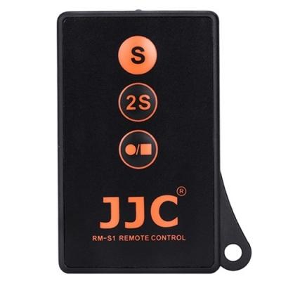 JJC索尼Sony副廠紅外線遙控器RM-S1(相容SONY原廠RMT-DLSR2和RMT-DLSR1)適a9 a7 a7r a7s II III a6600...