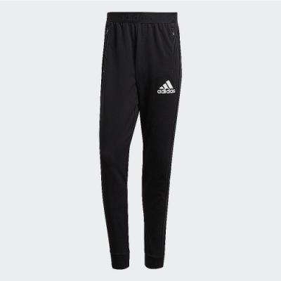 ADIDAS 長褲 慢跑 訓練 健身 運動長褲 男款 黑 GM3214
