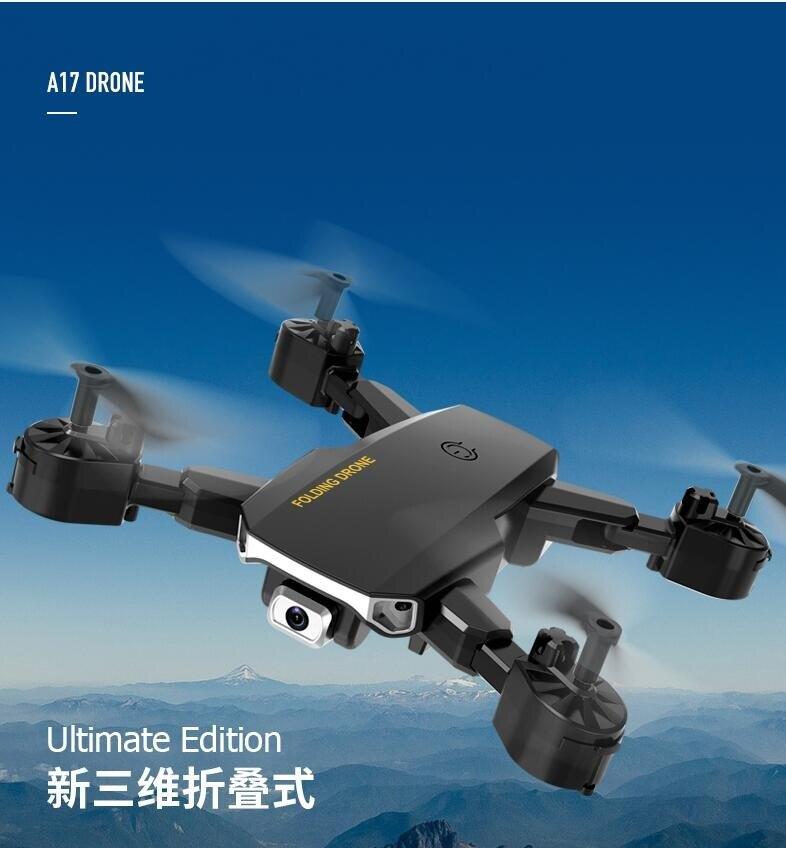 空拍機 4K雙攝像頭無人機 折疊航拍機(4K攝像頭/無人機/空拍機/四軸飛行棋 新年禮物