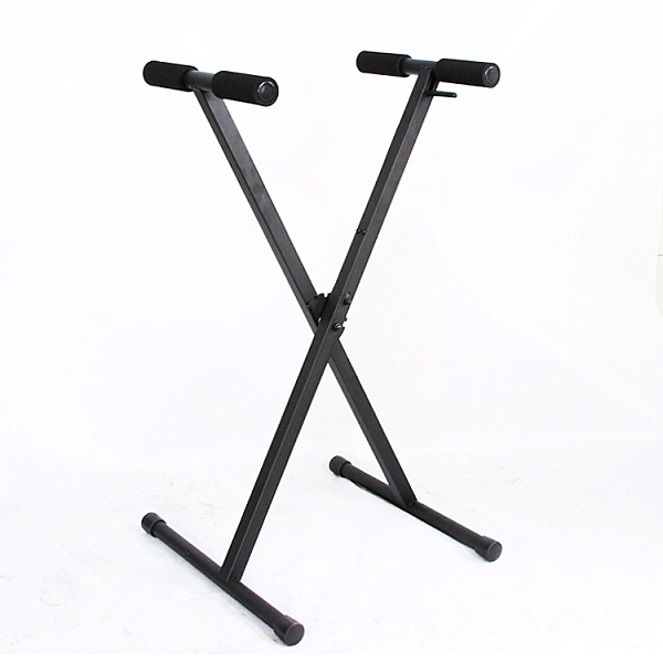 JYC Music嚴選723B單X型電子琴架-快收設計/具止滑泡棉/台灣製造
