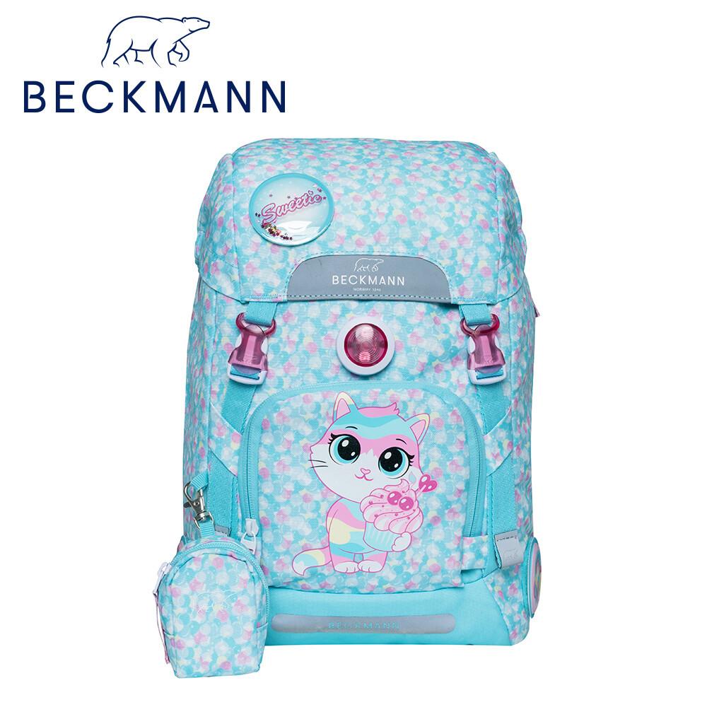 beckmann 兒童護脊書包 22l - 甜點喵喵