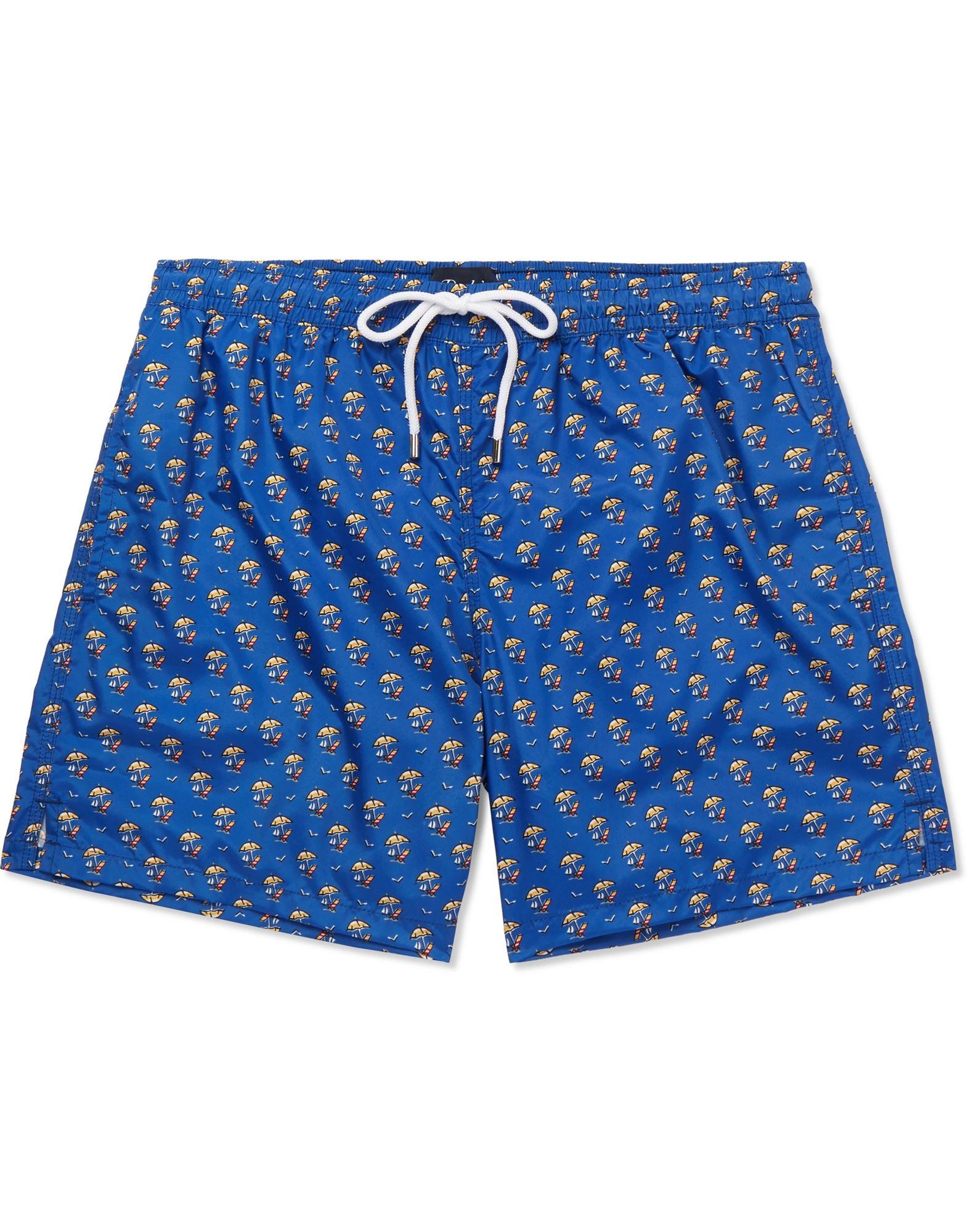 DRAKE'S Swim trunks - Item 14115526