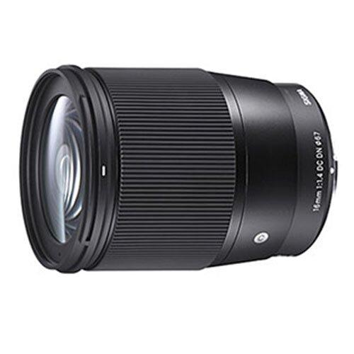 SIGMA 16mm F1.4 DC DN Contemporary 廣角定焦鏡頭 (公司貨)