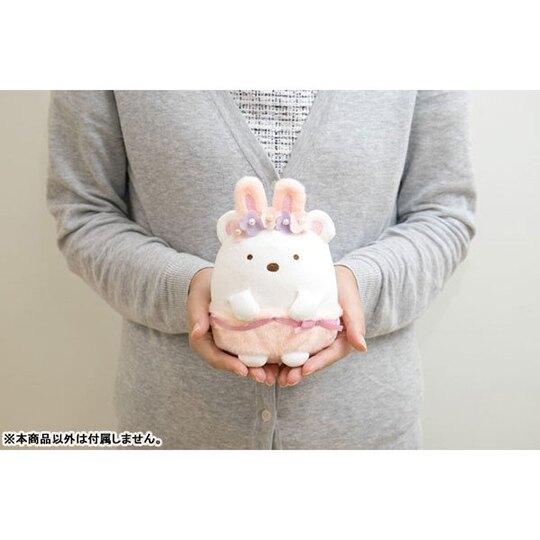 小禮堂 角落生物 炸蝦 沙包絨毛玩偶 沙包娃娃 節慶玩偶 小型玩偶 布偶 (S 黃 復活節)