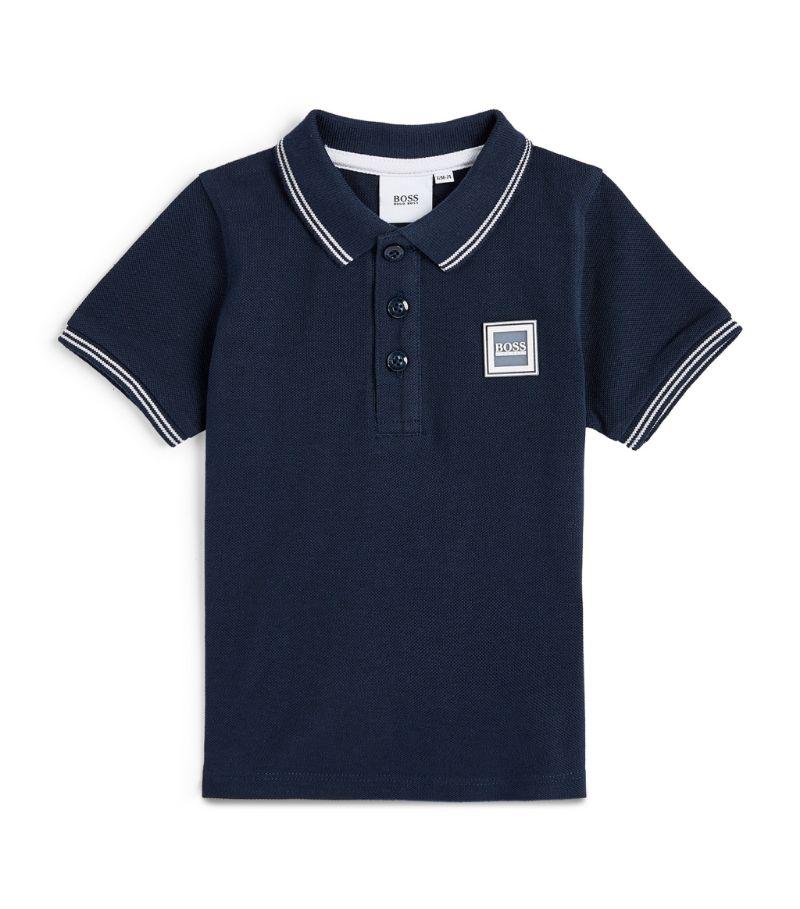 Boss Kidswear Logo Polo Shirt (3-36 Months)