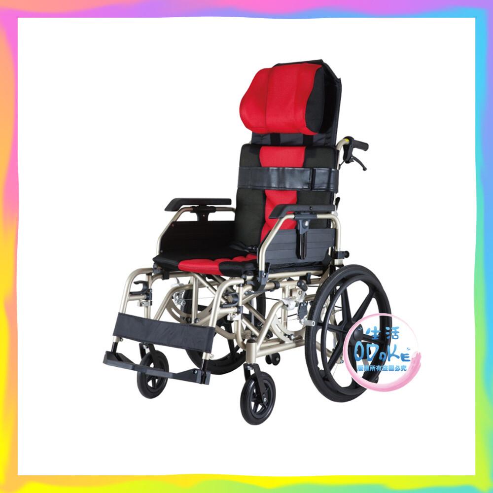 必翔銀髮 空中傾倒型輪椅(手動輪) ph-166a (未滅菌) 輪椅生活odoke