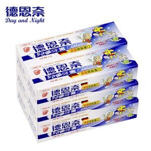 【德恩奈】兒童牙膏90g-6入組-水蜜桃