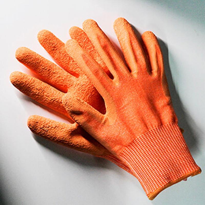 地表最強萬用手套 - 橘 M