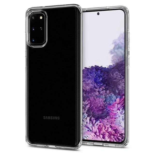 Spigen Galaxy S20+ Liquid Crystal-手機保護殼(晶透) ACS00751