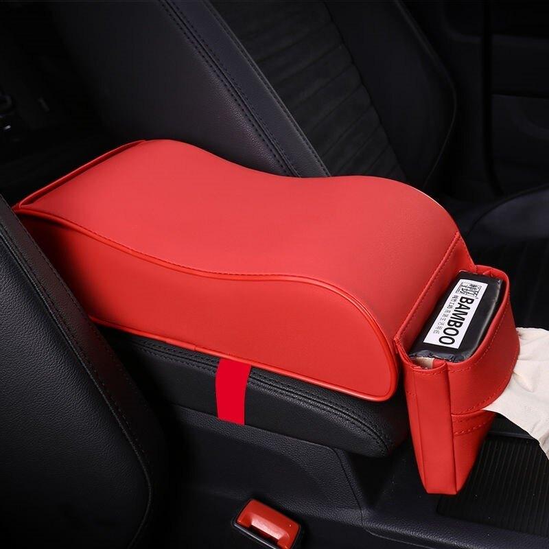 汽車用品扶手箱墊小車手托增高墊子車內肘托轎車扶手枕通用增高墊