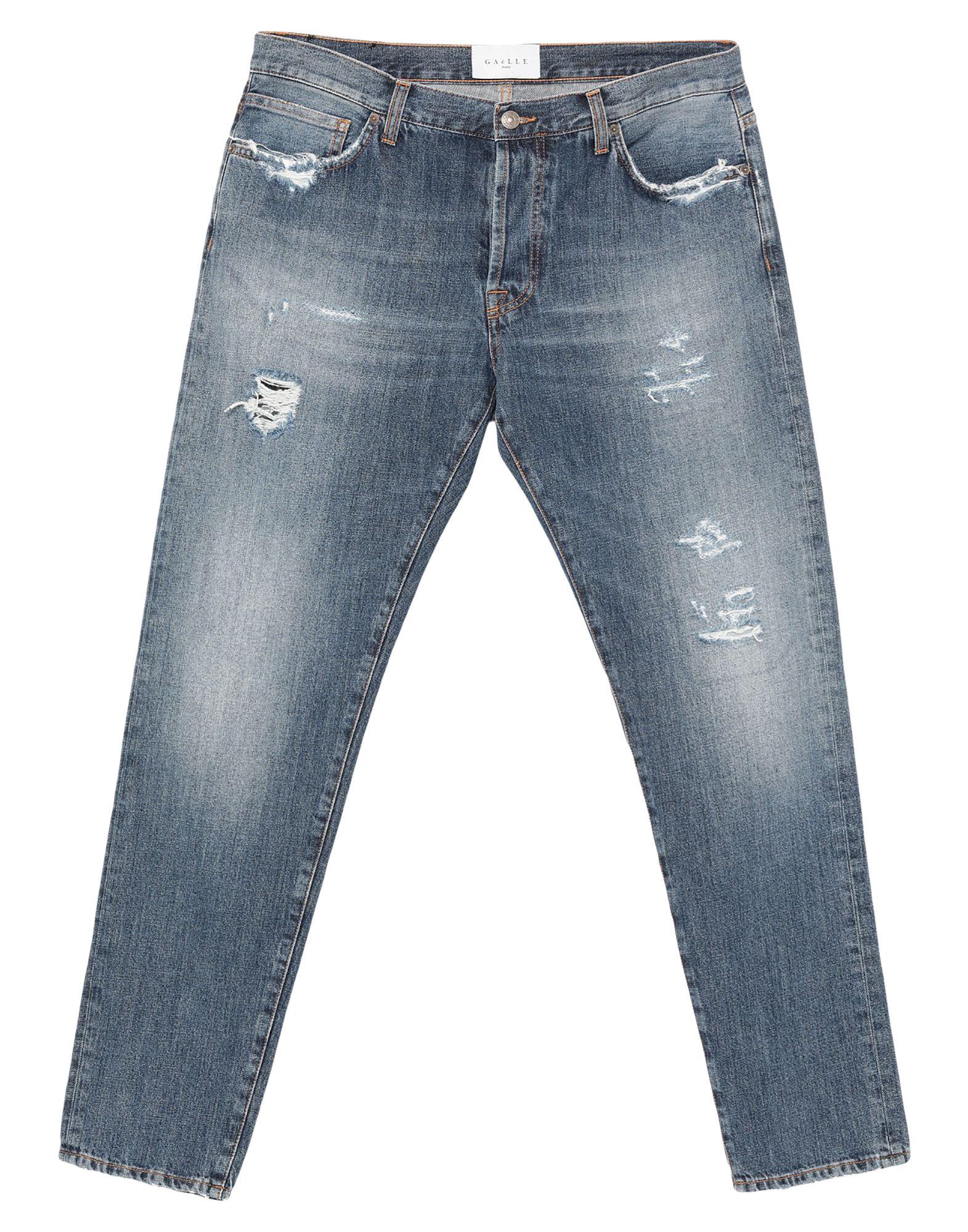 GAëLLE Paris Denim pants - Item 42835082