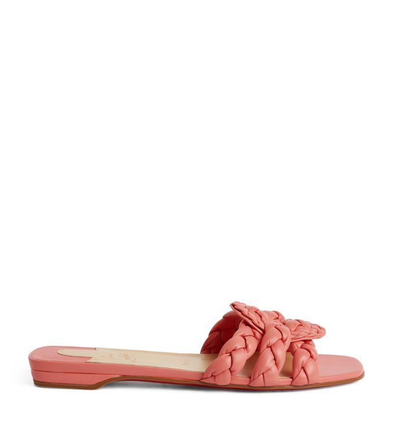 Christian Louboutin Marmela Leather Sandals