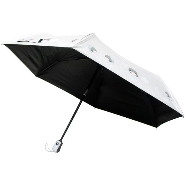 《日本雨之戀》HAKU驅黑杯緣子自動傘