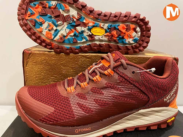 MERRELL Gore-Tex 防水 黃金大底 低筒/ 登山鞋/ 郊山鞋 ML066752 (女) 買就送排汗透氣襪