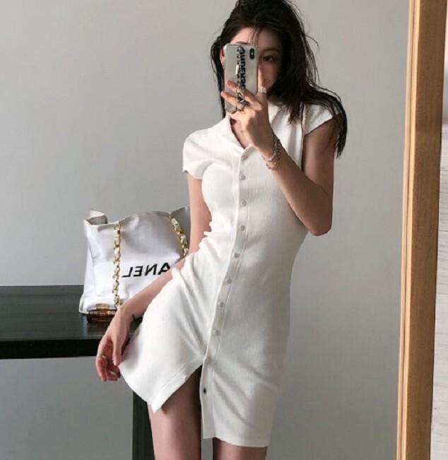 複古連衣裙