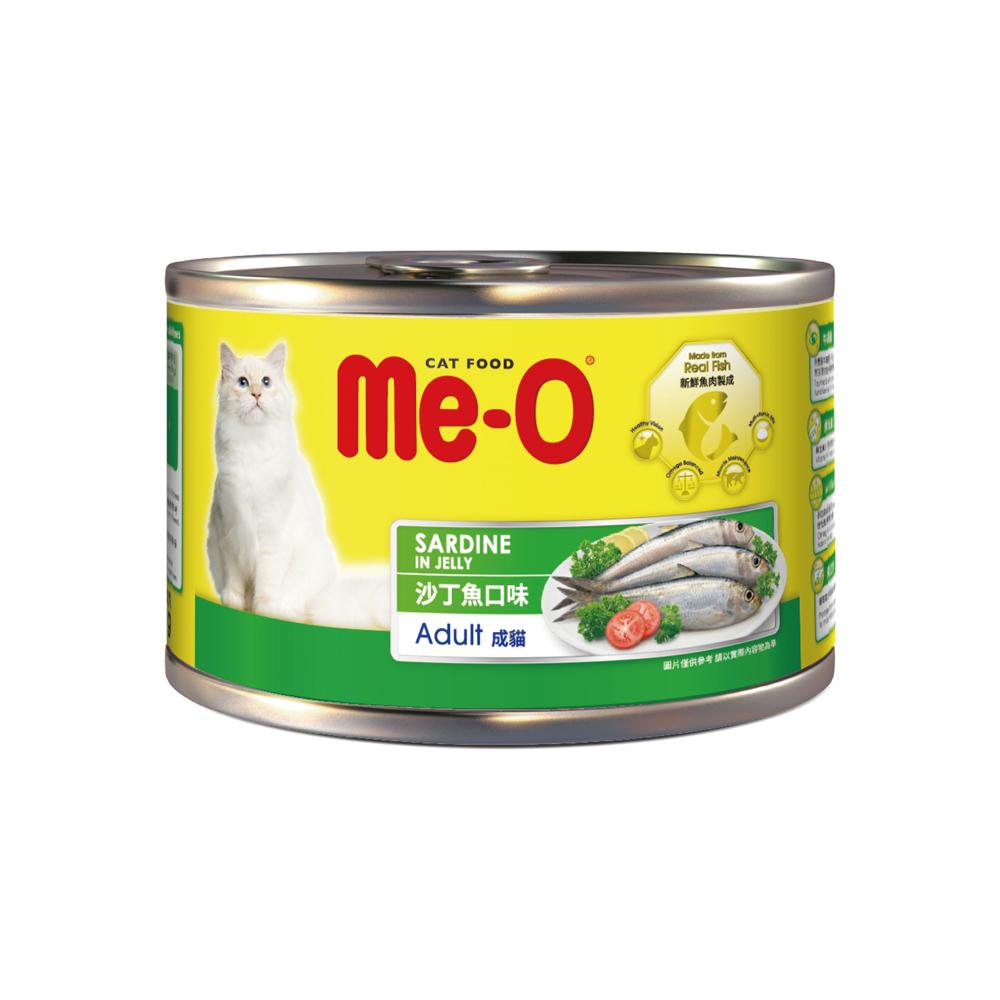 【Me-O】咪歐貓罐 - 沙丁魚口味 170G