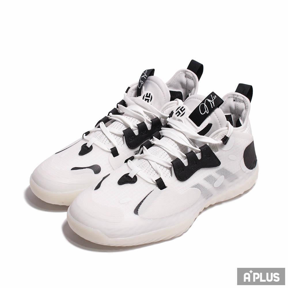 ADIDAS 男 Harden Vol. 5 Futurenatural 籃球鞋 黑白 包覆 耐磨 - Q46143