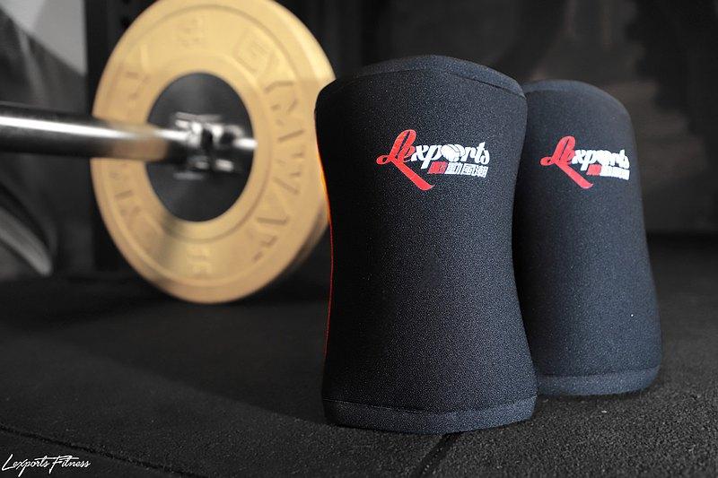 重訓健身健力護膝 重力強硬型